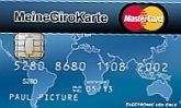 Kombination Prepaid MasterCard – P-Konto auf Guthaben-Basis
