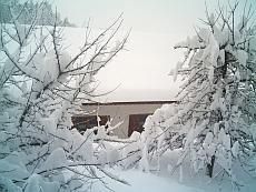 Schneedruck