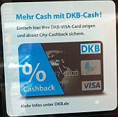 DKB VISA Cashback