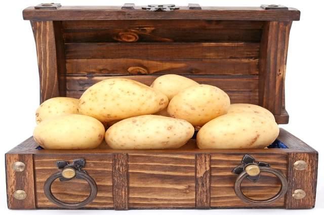 Heisse Kartoffeln