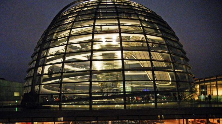Bundestag-Kuppel
