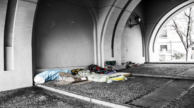 Obdachlosigkeit BRD