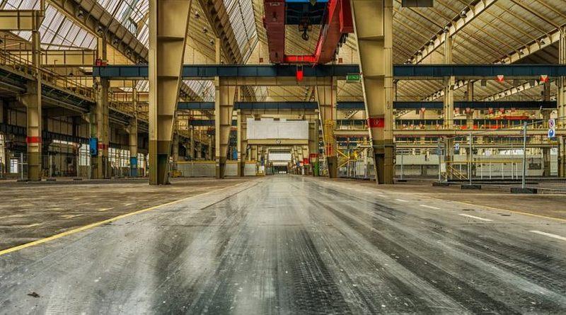 Industriefertigung