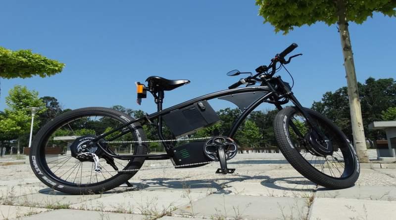 Modernes Fahrrad